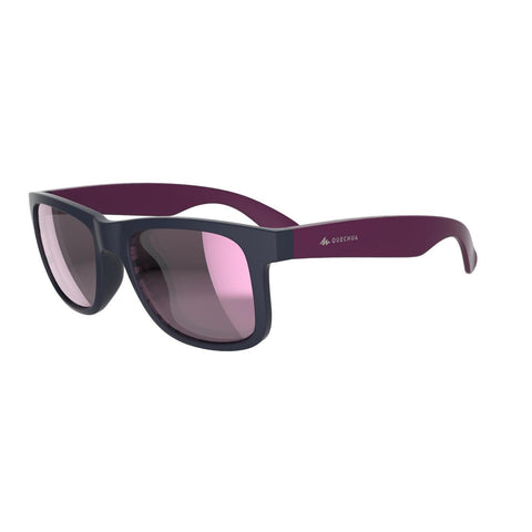QUECHUA - MH 140 Kids Hiking Sunglasses  Dectahlon