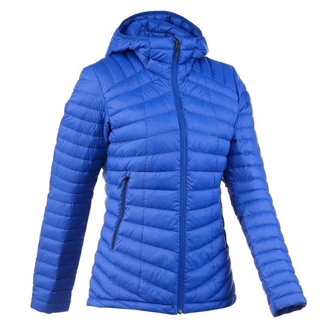 FORCLAZ - Trek 500 Women's Hiking Down Padded Jacket, photo 1 of 17