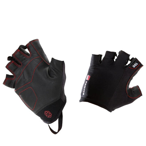DOMYOS - 100 Adult Weight Training Gloves