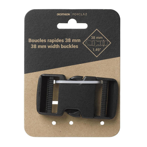FORCLAZ - X1 Quick Buckle For Backpack 38mm