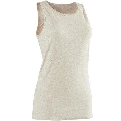 DOMYOS - 500 Women's Gym & Pilates Tank Top