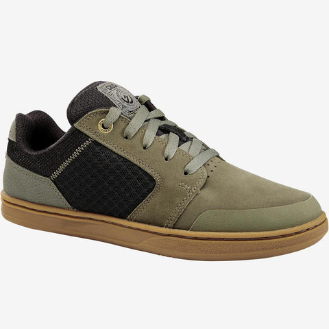 OXELO - Oxelo Crush 500 Kids' Low- top Skate Shoes