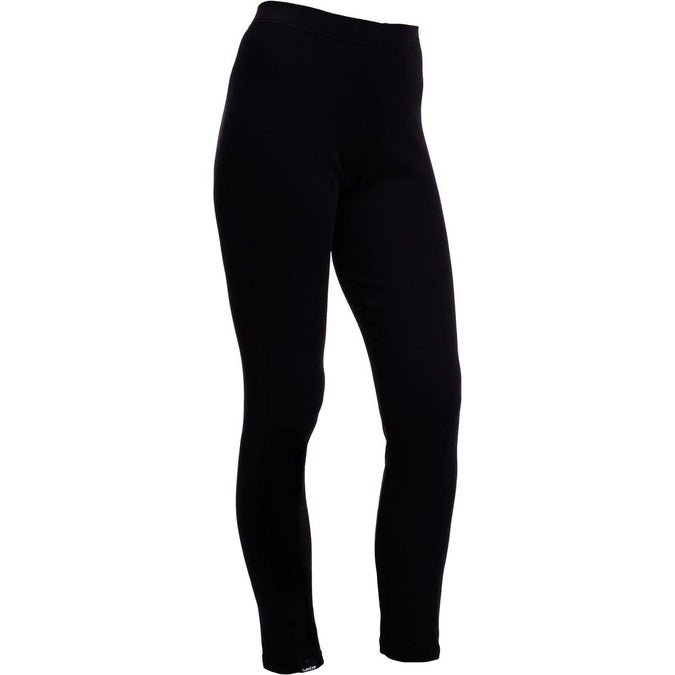 WEDZE - Simple Warm Women's Base Layer Ski Leggings, photo 1 of 10