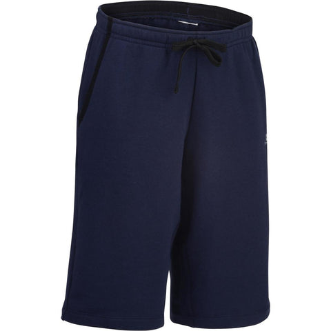 DOMYOS - 500 Boy's Gym Shorts With Pockets