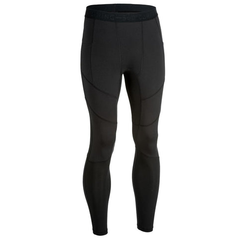 500 FLEG Fitness Cardio Training Leggings - Black