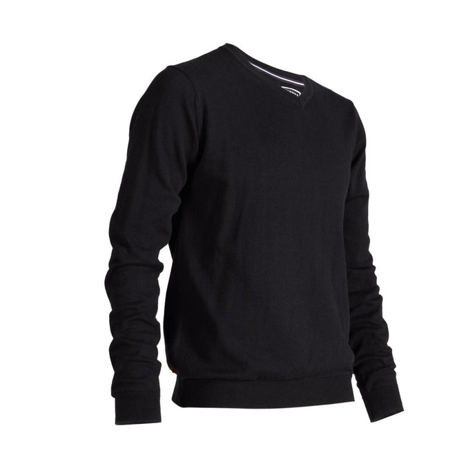 INESIS - Men's Mild Weather Golf V-Neck Pullover, photo 1 of 12