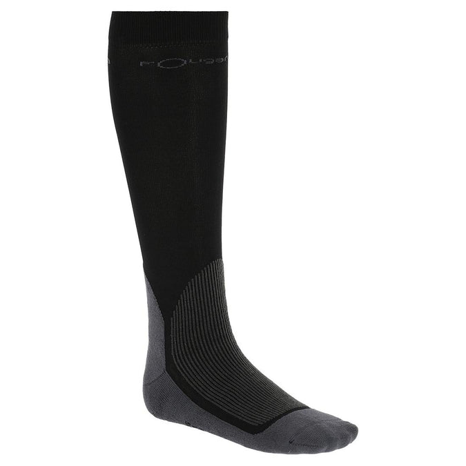 FOUGANZA - 700 Adult Horse Riding Socks, photo 1 of 16