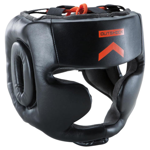 OUTSHOCK - Outshock 500 Adult Boxing Full Face Training Head Guard