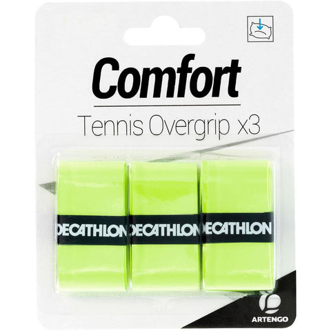 Comfort Tennis Overgrip 3-Pack