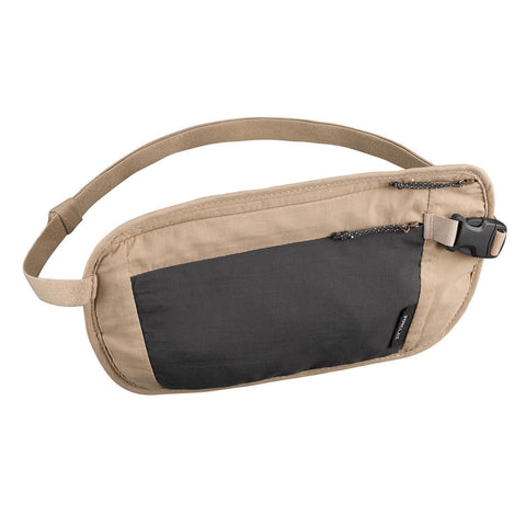 RFID Blocking Bumbag Travel - Beige