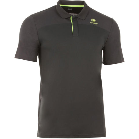 ARTENGO - Dry 900 Men's Racket Sports Polo Shirt