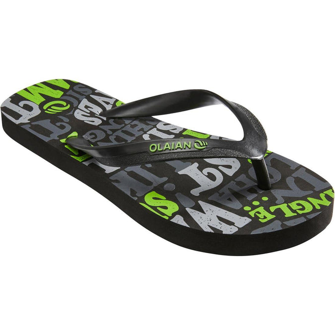 OLAIAN - TO 120 Boy's Flip Flops, photo 1 of 7
