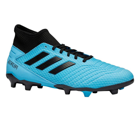 Adidas Predator 19.3 FG Kids' Football Boots - Blue