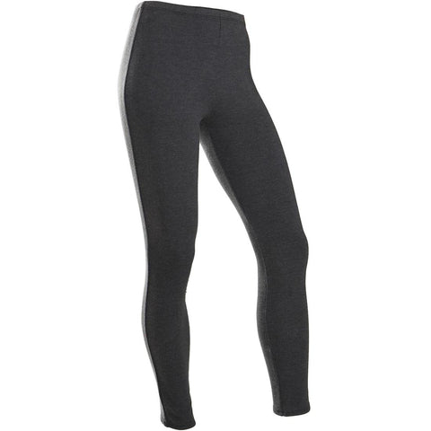 DOMYOS - 100 Warm Girl's Gym Leggings