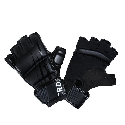 Cardio Boxing Mitts 500 - Black