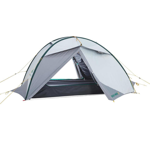 FORCLAZ - Quickhiker Fresh & Black Hiking  Tent 2 Person