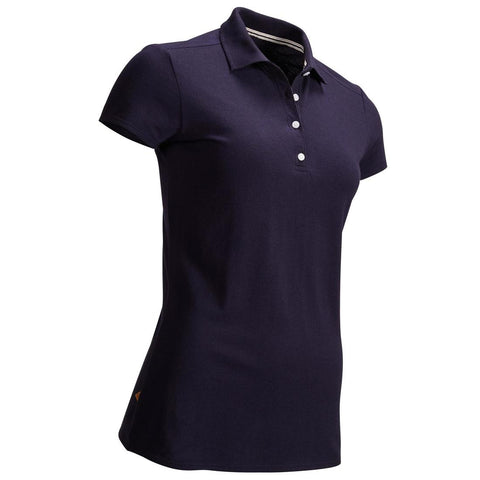 INESIS - Women's Short-Sleeve Mild Weather Polo Shirt