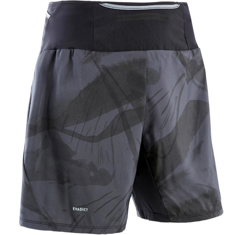 Men's Trail Running Baggy Shorts - 4 Pockets
