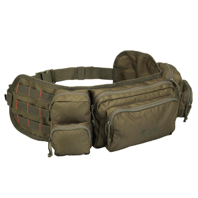 SOLOGNAC - X-Access 7L Hunting Accessories Belt Bag, photo 1 of 13