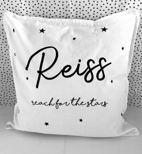 Reach for the stars - Cushion cover