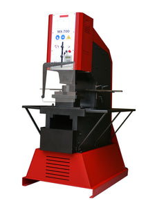 THE HYDRAULIC PUNCHING MACHINE MX700