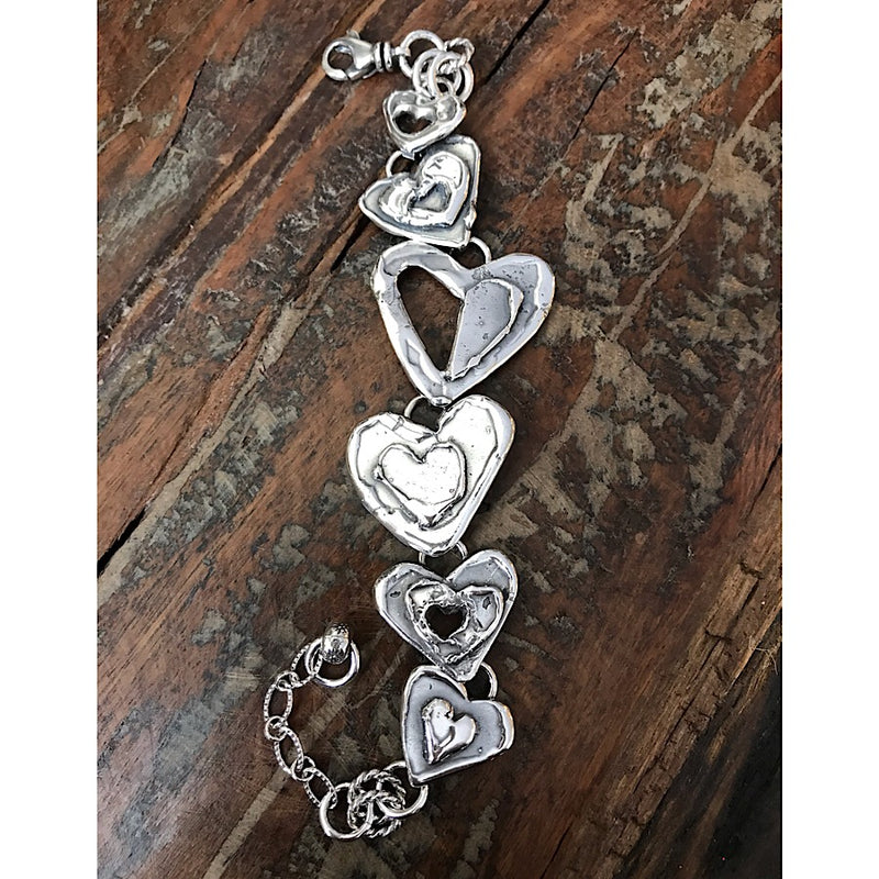 True Love Bracelet - Sterling Silver
