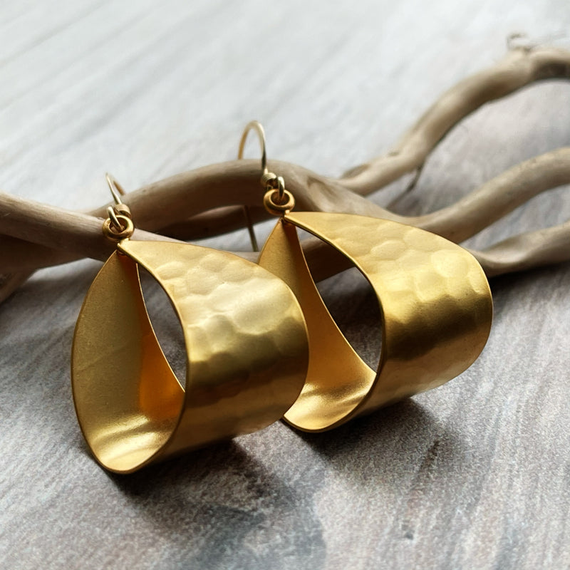 14k Gold Filled Laine Earrings