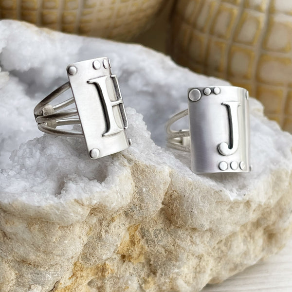 Initial Squared Ring