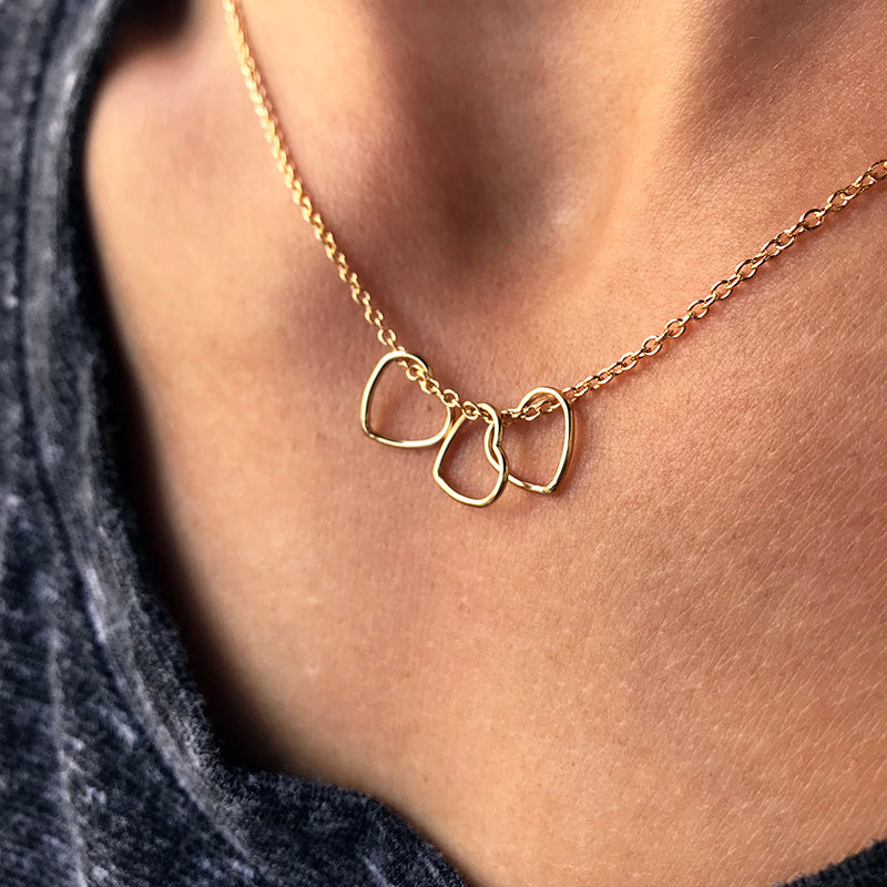 My Loves 14k Gold Filled Necklace - Quick Ship