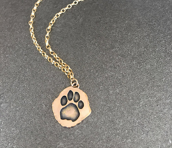 Fur Baby Necklace