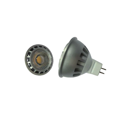 AMP.LED MR16 5W COB CHAUD