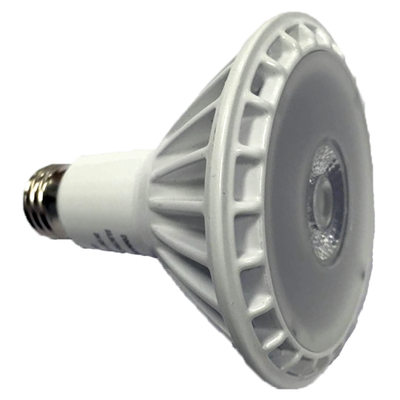 AMP.LED PAR30 11W COB CHAUD