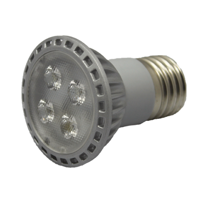 AMP.LED PAR16 5W CHAUD