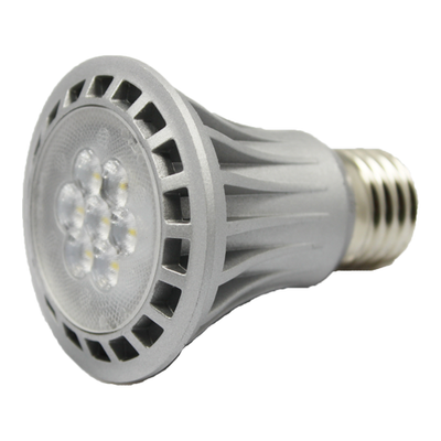 AMP.LED PAR20 8W CHAUD