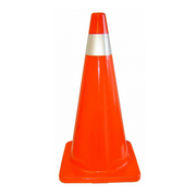 CONE DE SECURITE ORANGE 28