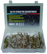 ASSORTIMENT DE LYNCH PIN 50