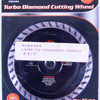 4-1/2 TURBO DIAMOND WHEEL