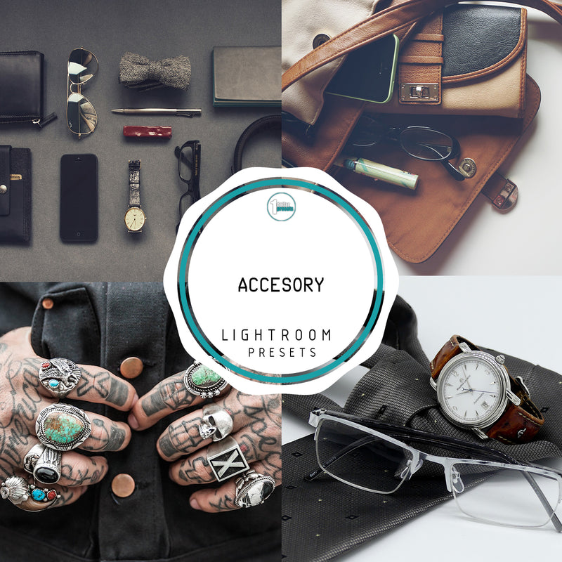 Accessory - 45 Lightroom Presets