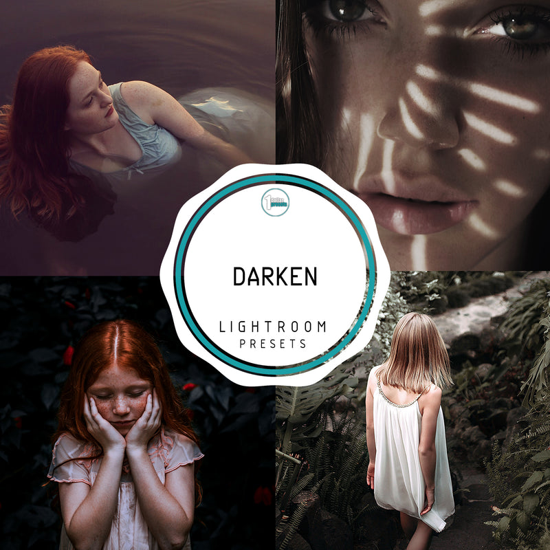 Darken - 45 Lightroom Presets