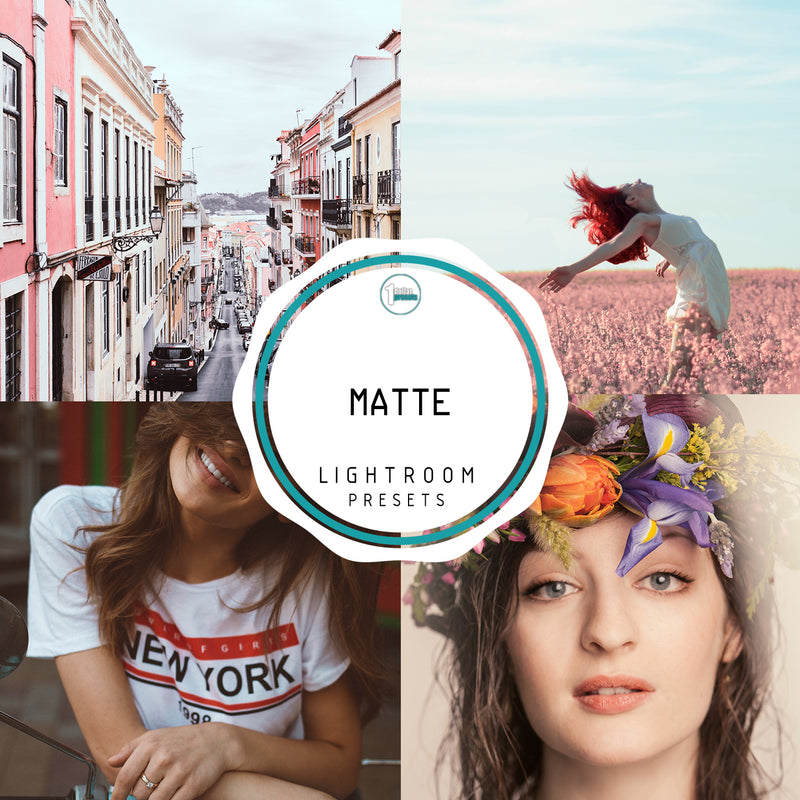Matte - 50 Lightroom Presets