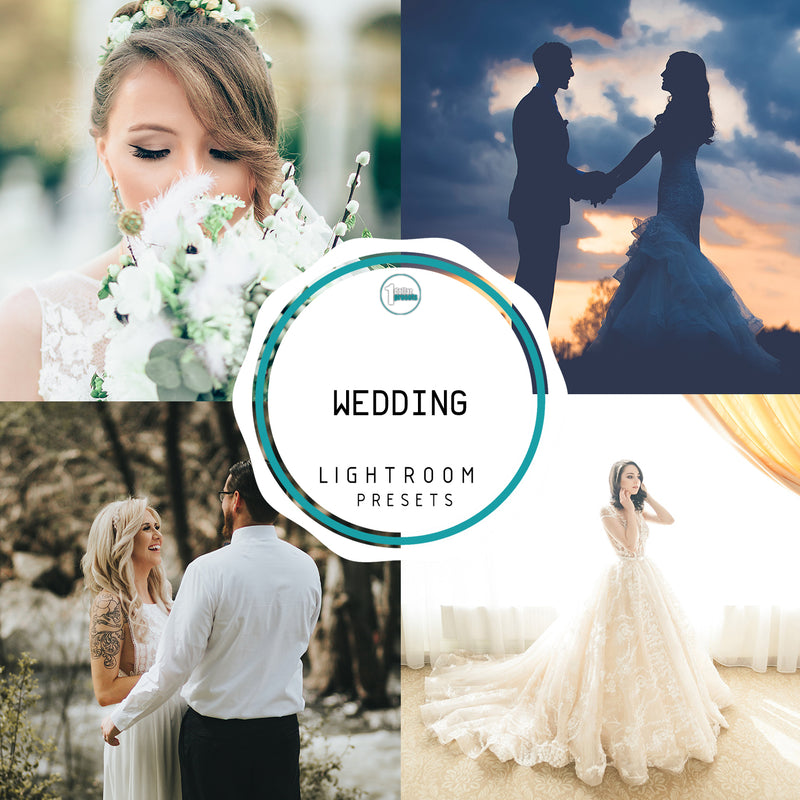 Wedding - 50 Lightroom Presets