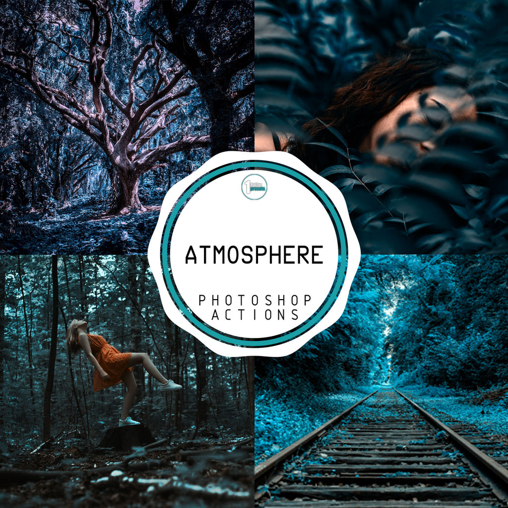 Atmosphere - 20 Photoshop Actions