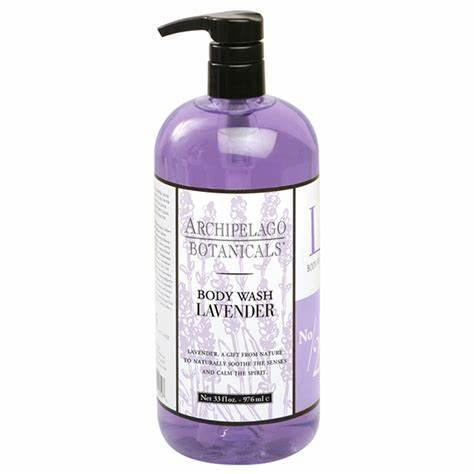 AB Lavender 33oz Body Wash