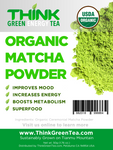 Think Green Energy Tea Powder 150g (75 servings)