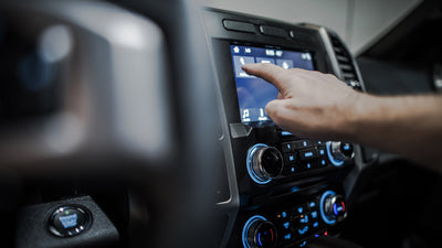 Last Decade Haptics in Automotive: New Haptic HMI in Seats, Pedals and Touchscreens