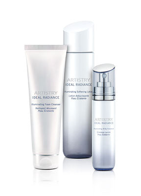 Artistry Ideal Radiance™ System for Combination-to-Oily Skin - ceylond
