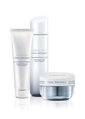Artistry Ideal Radiance™ System for Normal-to-Dry Skin - ceylond