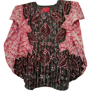 Croton Women Batik Top - ceylond