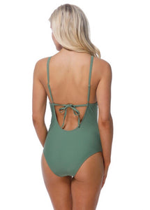 Ruffle One Piece