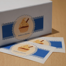 Load image into Gallery viewer, Custom Shape Die Cut Stickers